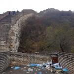 muraille de chine sale