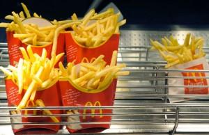 frite mcdo