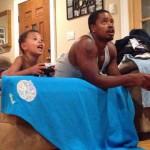 papa et bébé jeux videos