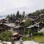 Anamorphose village