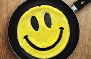 crepe smiley