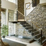 escalier cascade