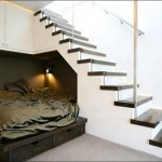 escalier lit