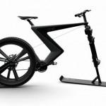 sno bike concept