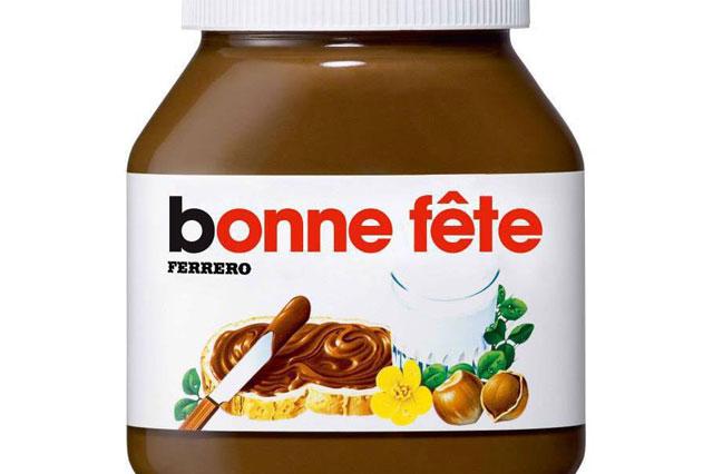 Bonne fête Nutella