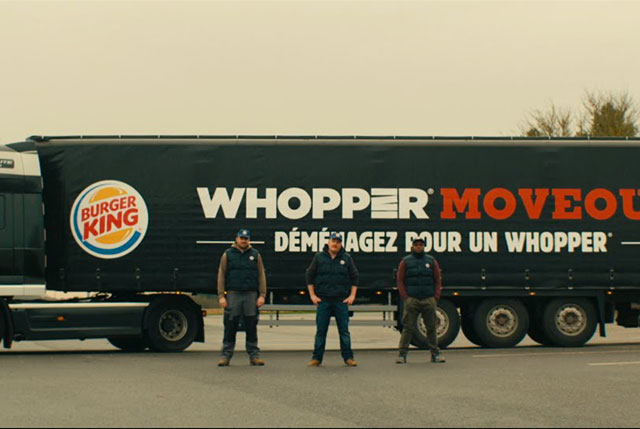 burger king demenagement whopper