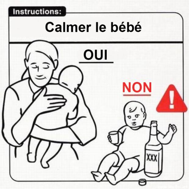 Guide bébé