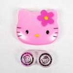 boite lentilles hello kitty