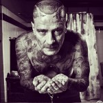 Bryan Cranston tatoué