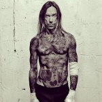Iggy Pop tatoué
