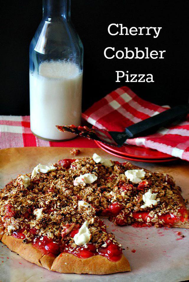 pizza mueslicerises