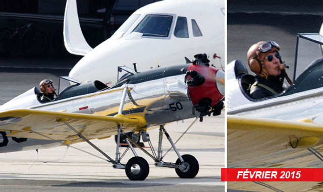 Accident avion Harrison Ford