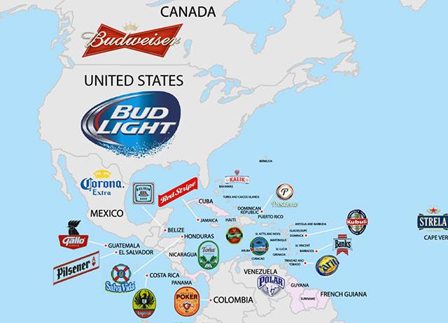 biere par pays