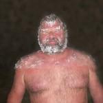 barbe congele