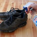vodka odeur chaussures