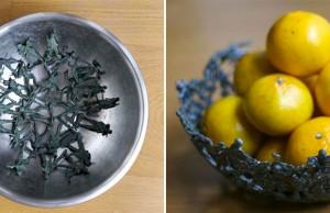 Corbeilles à fruit en soldat plastique