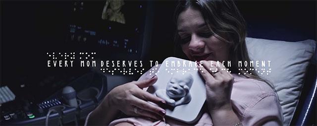 aveugle bebe 3D