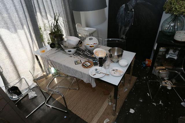 maison dévastée airbnb