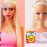Angelica Kenova en barbie