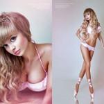 Angelica Kenova hot