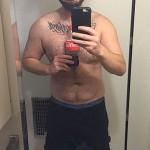 homme chalenge boobs