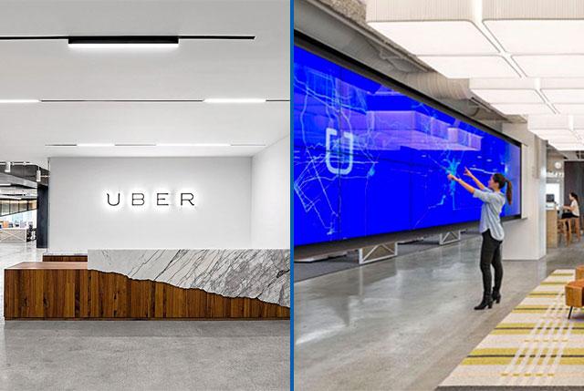 siege social Uber