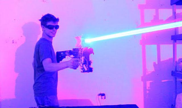 Invention laser