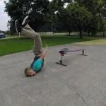 photo bon moment skate