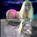 ressemblance Nicki Minaj