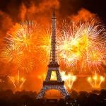 Feu d'artifice de Paris
