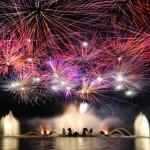 Feu d'artifice de Versailles