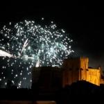 Feu d'artifice d'Avignon
