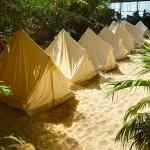 tente Tropical Islands