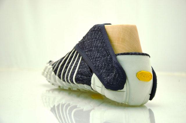 chaussures élastique