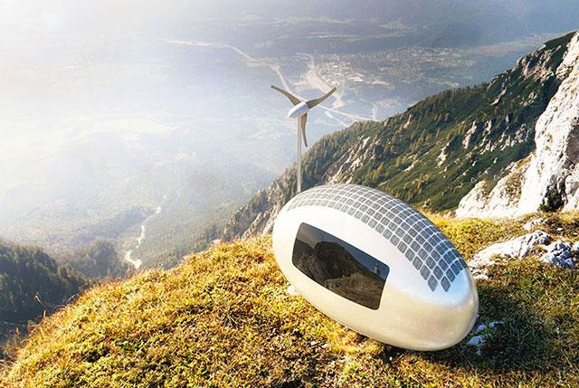 ecocapsule autonome