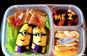 lunchbox minion