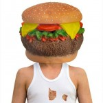 costume hamburger