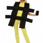 costume hashtag