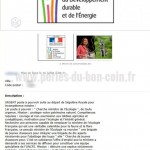 leboncoin.fr gouvernement
