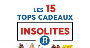 top 15 cadeaux insolites