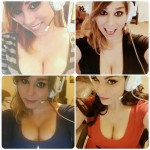gamer boobs