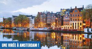 virée à Amsterdam